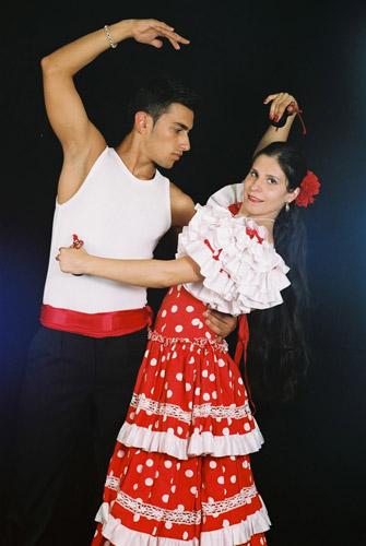 spaans dansers spaans themafeest